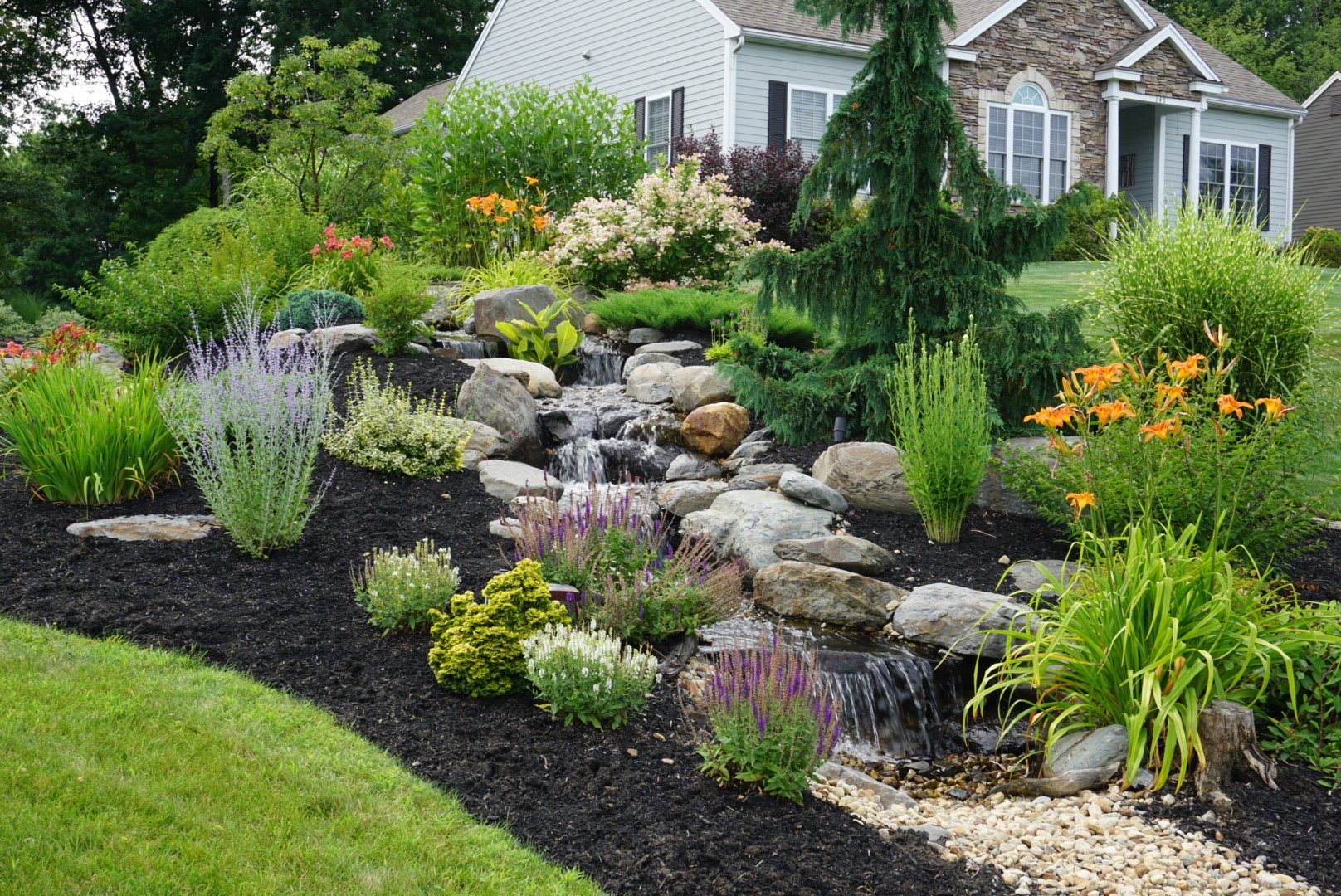 Be Creative in the Dead of Winter-Let's bring your landscaping ideas to life!